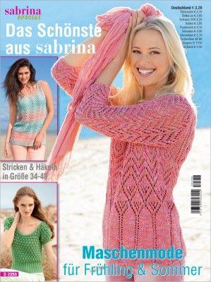Sabrina Special - Das Schönste aus Sabrina  S2356 | Martinas Bastel- & Hobbykiste