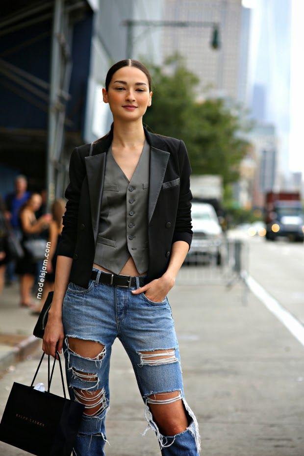 Bruna Tenorio, New York September 2014