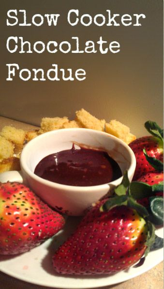 What's a more romantic dessert than luscious chocolate fondue? And you don't have to go to the nearest fondue restaurant when you can grab a few ingredients and create it in your own slow cooker at home! Serves :4 Prep Time :5 mins Cook Time :1 hour Total Time :1 hour 5 mins Ingredients 1 [...]