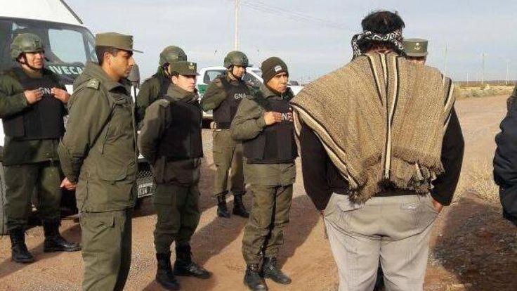 2 de octubre de 2017 / Criminalización y contaminación en Vaca Muerta | Denunciaron ante la ONU la escalada de violencia en Neuquén # https://www.pagina12.com.ar/66560-criminalizacion-y-contaminacion-en-vaca-muerta