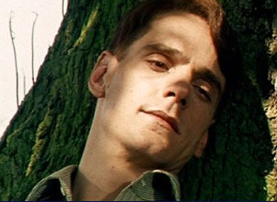 Jeremy Irons in Brideshead Revisited