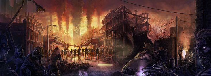R] Apokalipsa zombie (barfly) - Rekrutacje: Autorskie Inne ...