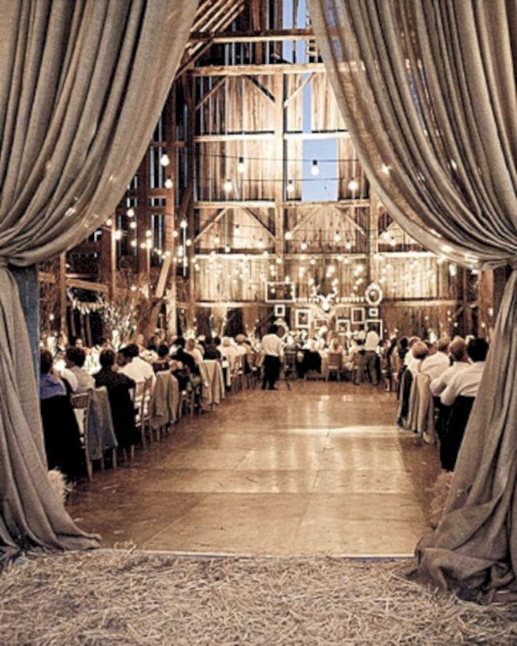 37 Spectacular Winter Wonderland Wedding Decoration Ideas