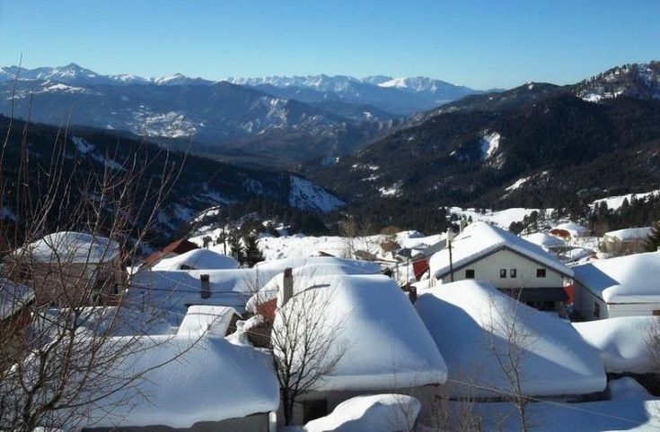 Το πιο ορεινό χωριό στην Ελλάδα ζωντανεύει μόνο πέντε μήνες τον χρόνο