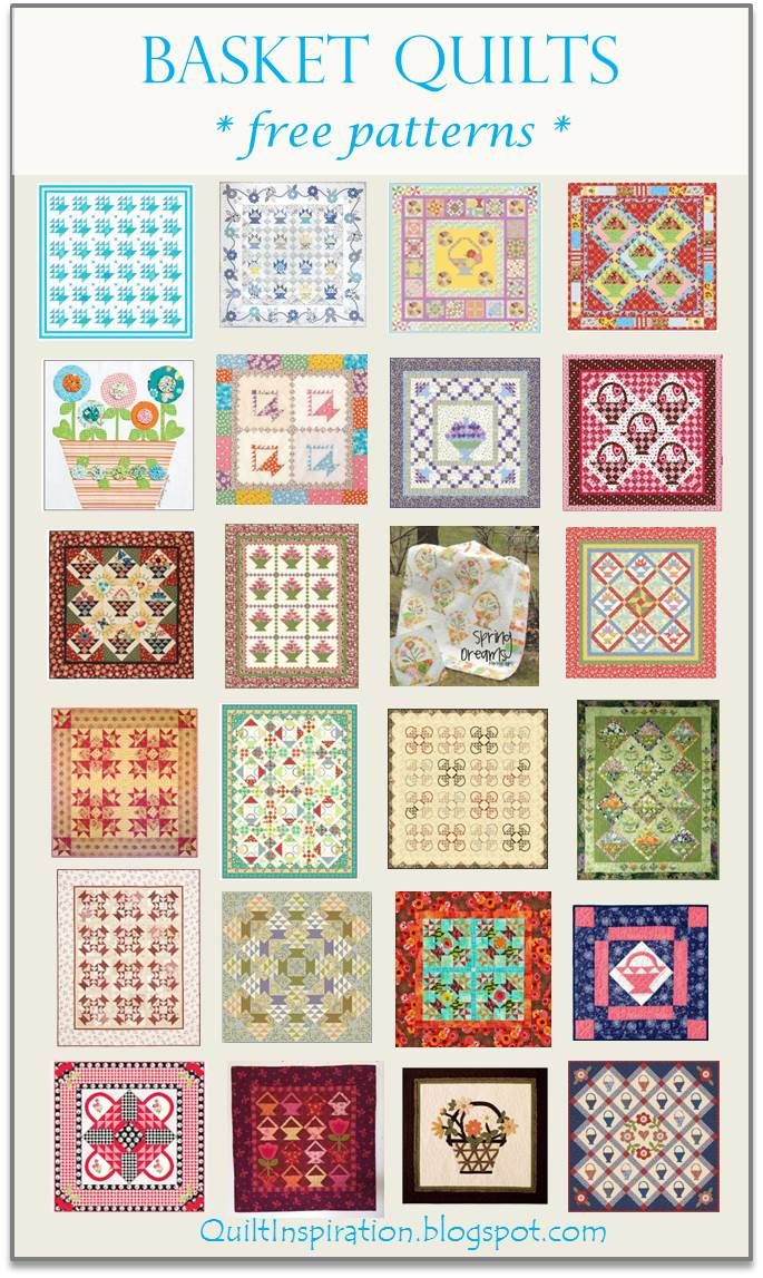 266 best Free quilt patterns images on Pinterest Free pattern, Sewing patterns free and ...