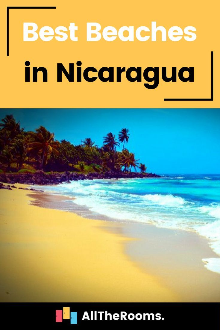 7 best beaches in nicaragua alltherooms pinterest travel rh pinterest com