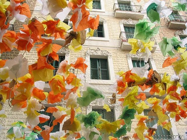 Festes de Gracia by Pingüino, via Flickr