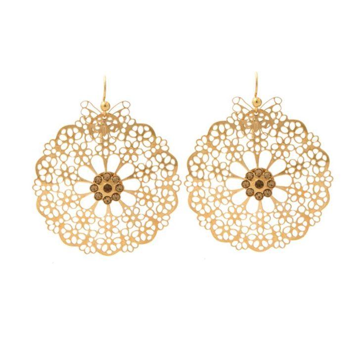 Gas bijoux - Flocon earrings