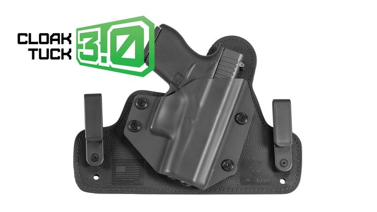 Best Concealed Carry Holster - The New The Cloak Tuck 3.0 by Alien Gear Holsters - http://aliengearholsters.com