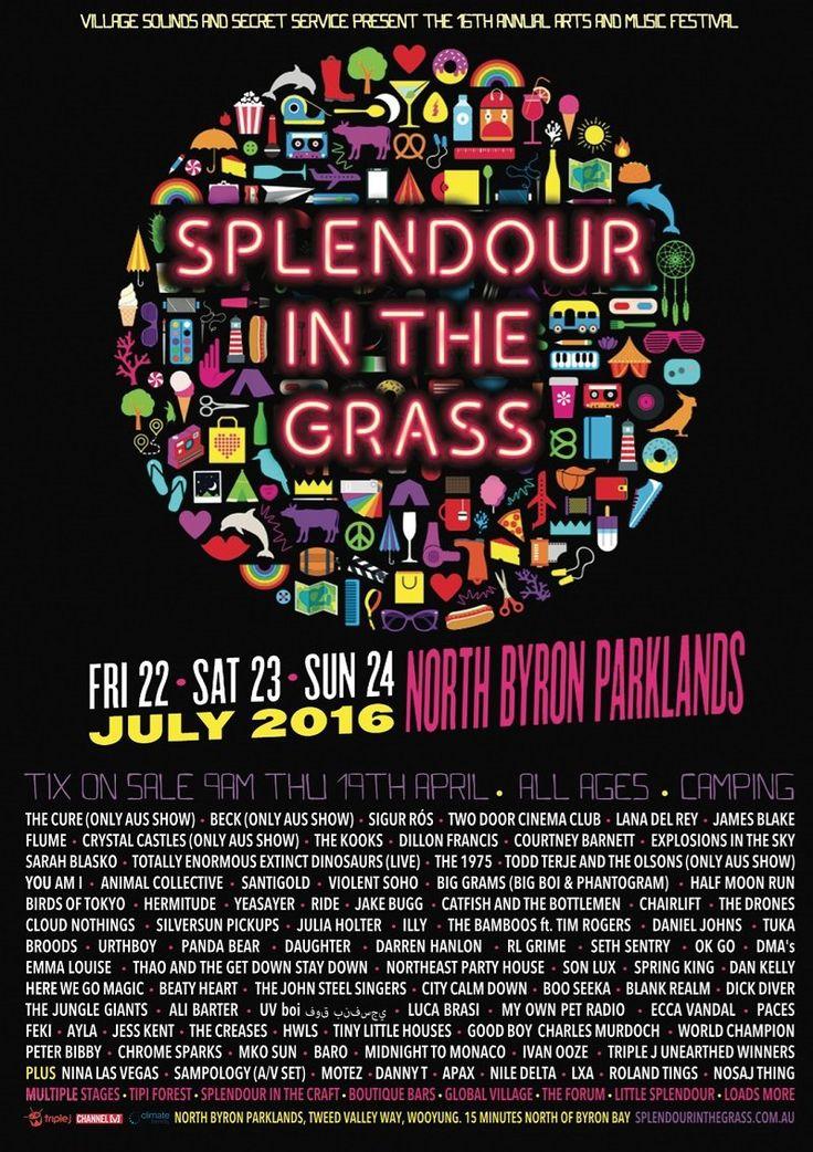 Splendour tickets gone in 90 minutes #SplendourintheGrass...: Splendour tickets gone in 90 minutes… #SplendourintheGrass