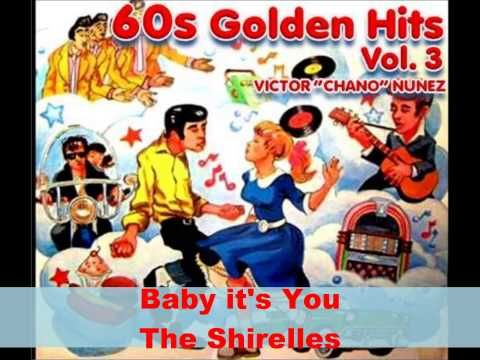 60s GOLDEN HITS- VOL.# 3- ORIGINAL VERSIONS - YouTube | OLDIES MUSIC | Music hits, Golden hits
