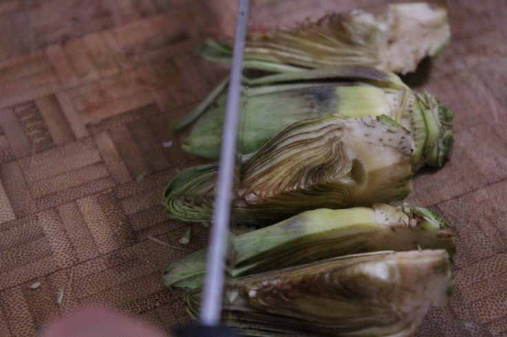 Sauteed Baby Artichokes | Recipes | Pinterest
