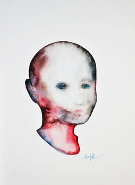 "Saatchi Art Artist Julius Redillas; Painting, ""User No 3"" #art"