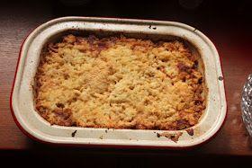 The Teensy, Tiny, Insignificant Details: Michelle Bridges' Lentil Shepherd's Pie