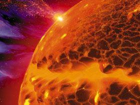 Güneşin 6000oC'lik Isısında Herhangi Bir Değişiklik Olmasıyla, Güneş Işınları Yaşamı Desteklemez Bir Hale Gelirdi.