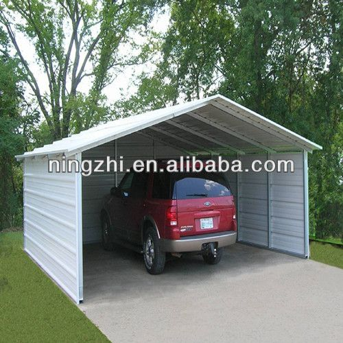 25 best ideas about metal carports on pinterest modern for Garage carport kits
