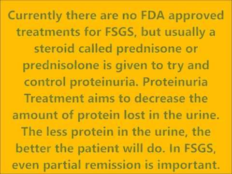 FSGS (Focal Segmental Glomerulosclerosis) - Mayo Clinic - YouTube
