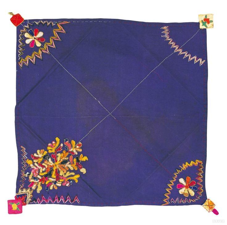수보자기 Embroidery cloth(Pojagi)