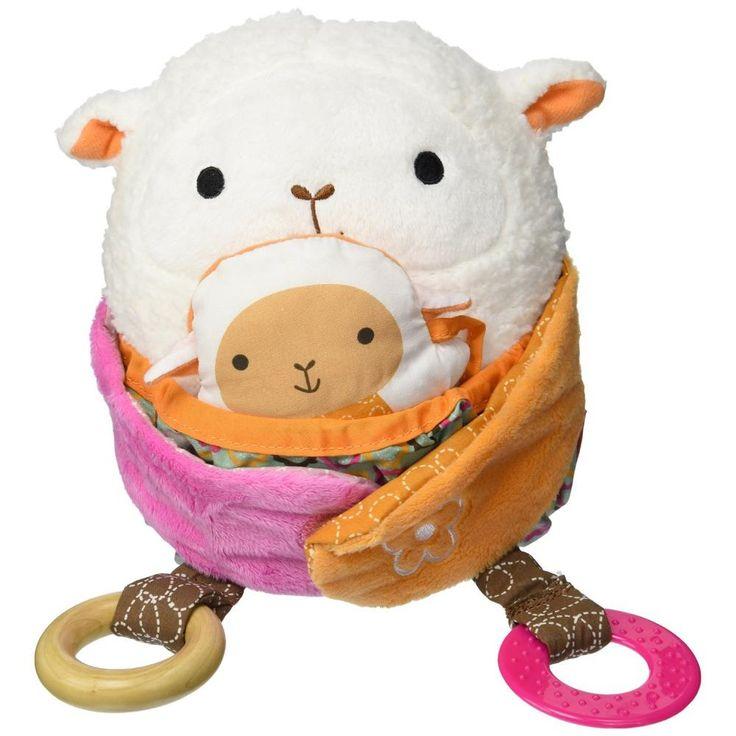 Jucarie cu activitati SKIP HOP Miel: oitele simpatice si interactive sunt un cadou dragalas de Paste pentru copiii de 0-2 anisori!