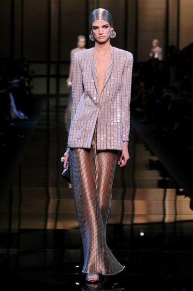 Giorgio Armani Prive - Parigi - Haute Couture Primavera Estate 2014 - Sfilate - MarieClaire