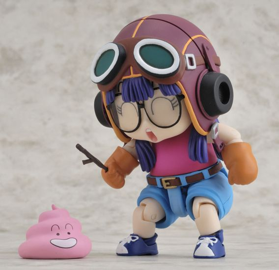 Dr. Slump Arale Action Figure