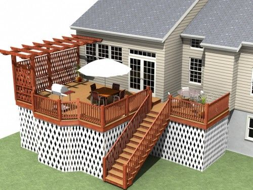 25 best ideas about deck privacy screens on pinterest for 8 foot high outdoor privacy screen