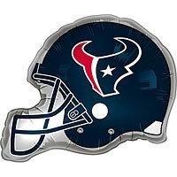 Houston Texans Helmet Balloon~Party City