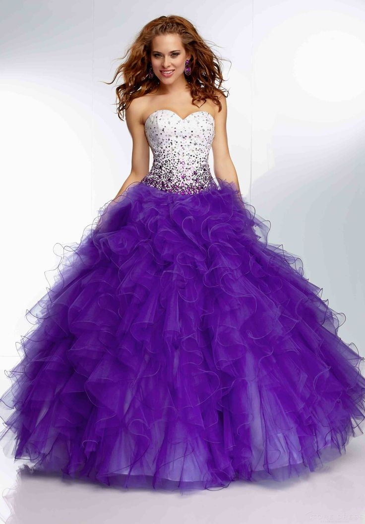 Ladies Ball Gown Sweetheart Floor-length 2014 New Style Ball Gown Dress at Storedress.com