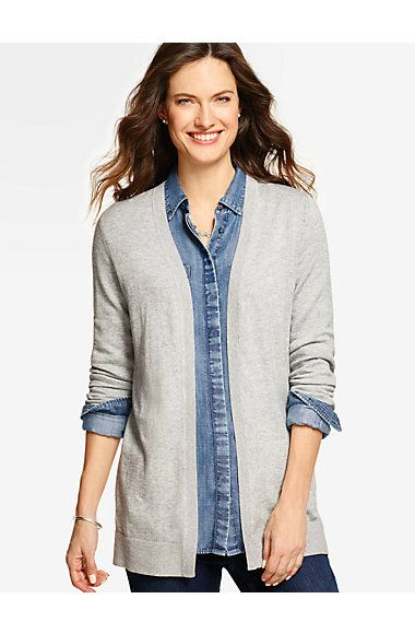 25 best Talbots - Sweaters images on Pinterest   Business outfits ...