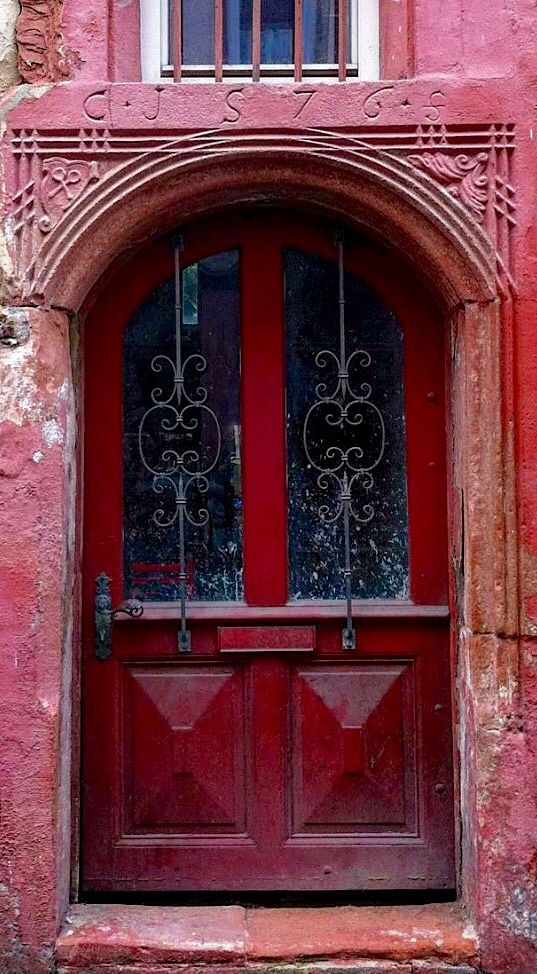Bdingen Hesse Germany 1999 best Red Door