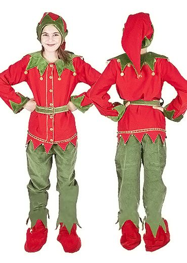 Christmas elf costume/Elf costume/Toddler elf costume/Baby elf costume
