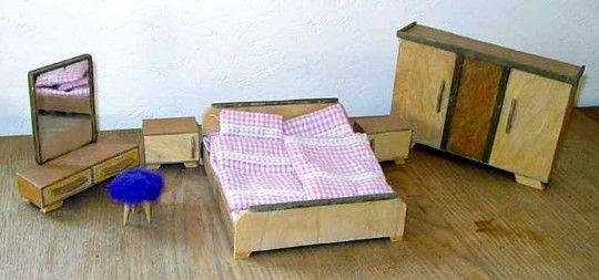 puppenm bel selbst puppenhausm bel pinterest puppen. Black Bedroom Furniture Sets. Home Design Ideas