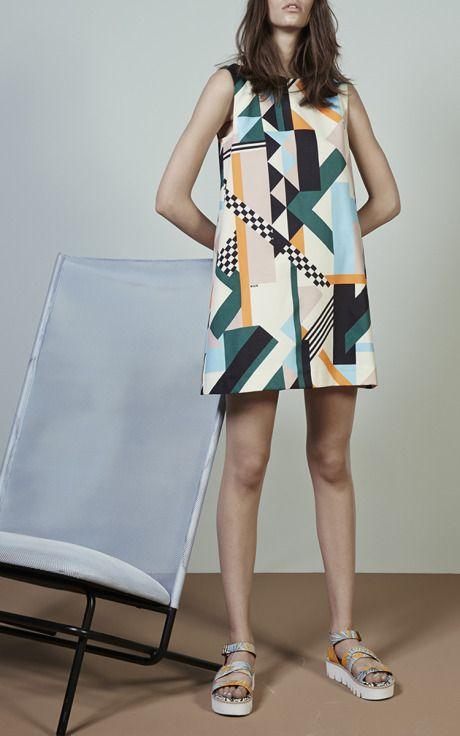 MSGM Resort 2015 Trunkshow Look 4 on Moda Operandi