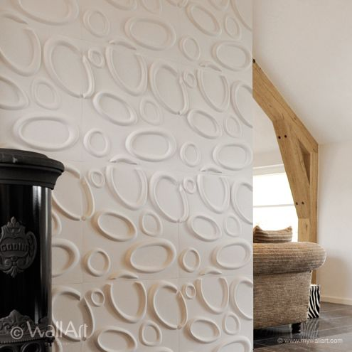 3D wall panels for your feature wall decoration & 34 best Feature Wall Tiles images on Pinterest | 3d wall decor 3d ...