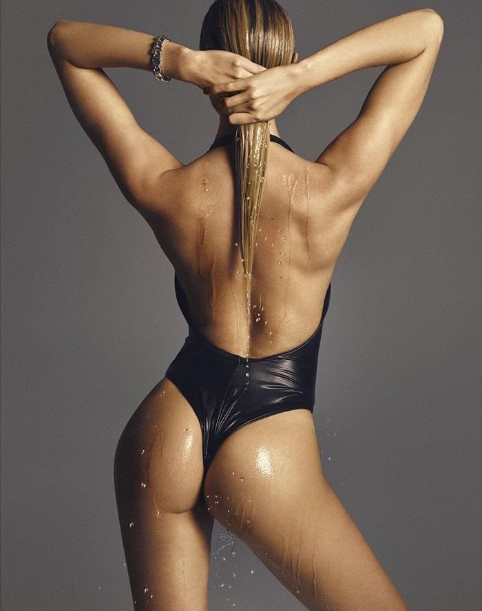 Candice Swanepoel – Lui Magazine (September 2015)