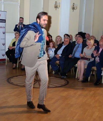 III Gala Akademii Dobrego Stylu - Michał Lesień