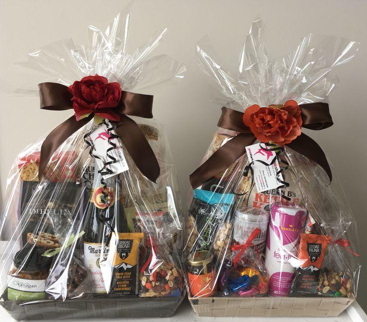 Fabulous pinkshark.ca Gift Baskets!