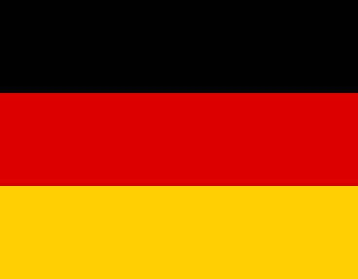 Deutschland Fahne flexi WM 2014