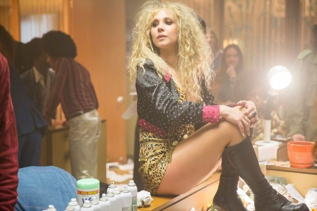 Juno Temple as Jamie Vine in Vinyl