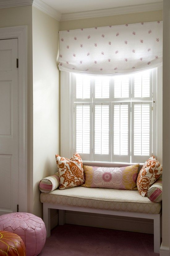 Charming Window Seat Finnians Moon Interiors Room For