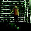 Espectacular estructura de Nike que se mueve al ritmo de la persona que está en su interior