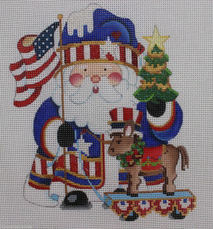 128 best Needlepoint images on Pinterest | Needlework, Christmas ...