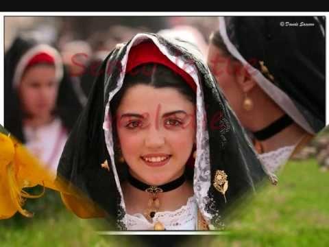 Domo mea - Tazenda & Eros Ramazzotti sung in Sardinian...my parents heritage...