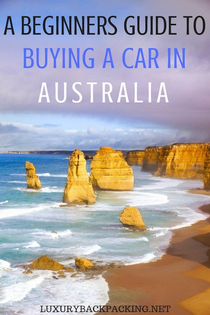A Beginners Guide to Buying a Car in Australia - Everything you need to know!