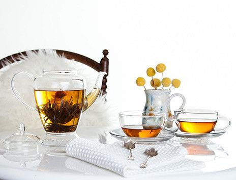 The Home - Tea Blossoms! Teatime brews that bloom. There's a world of unique teatime treats to be discovered in the flavoursome land of tea blossoms.