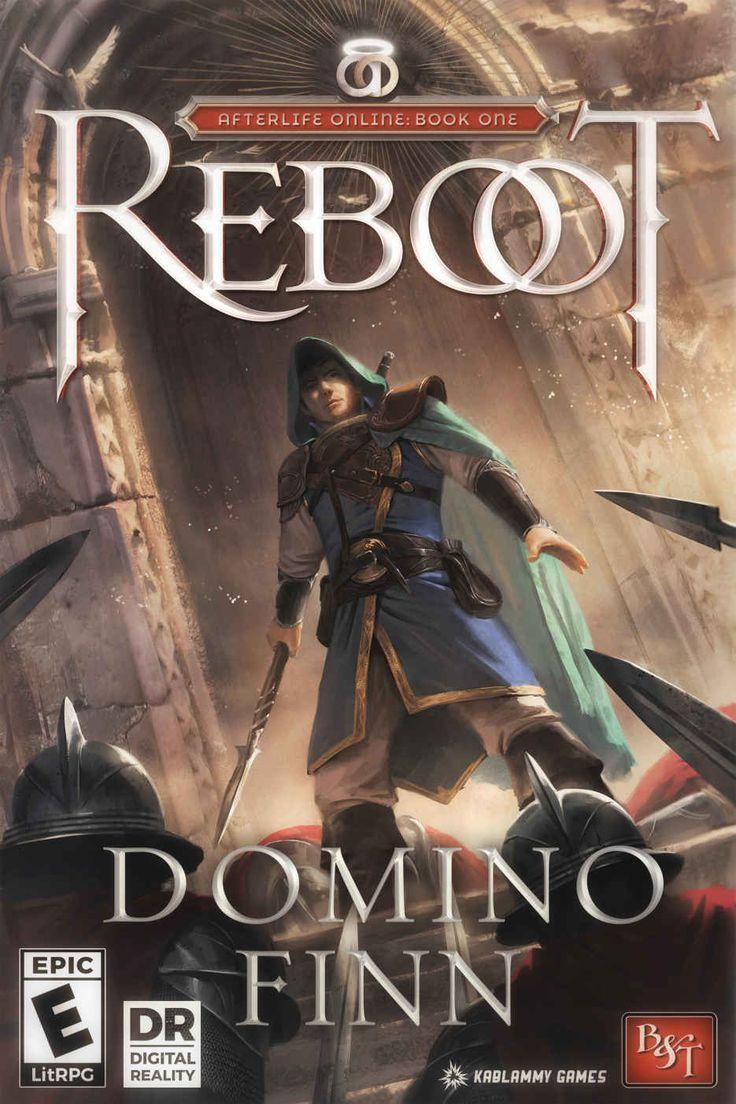 """Risultati immagini per Reboot"""" di Domino Finn"""