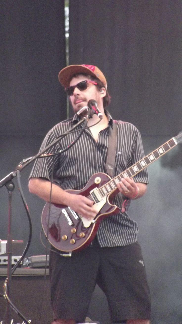 C-Funk. Los Tetas. Frontera Festival 2013