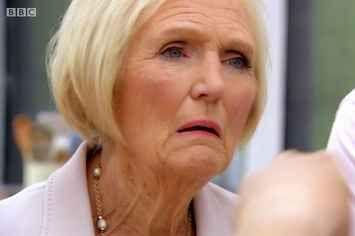 21 Mary Berry Reactions For Everyday Situations