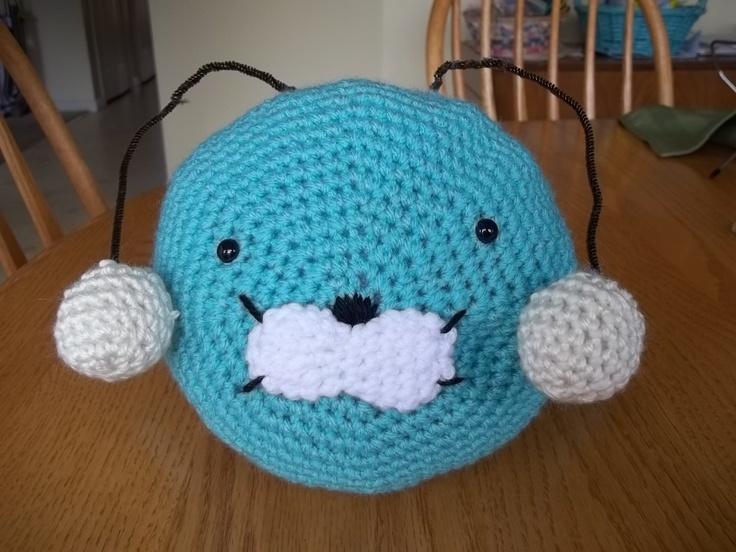 Crochet Quiz : Ebi ami test for NerdyKnitter Crochet I made Pinterest