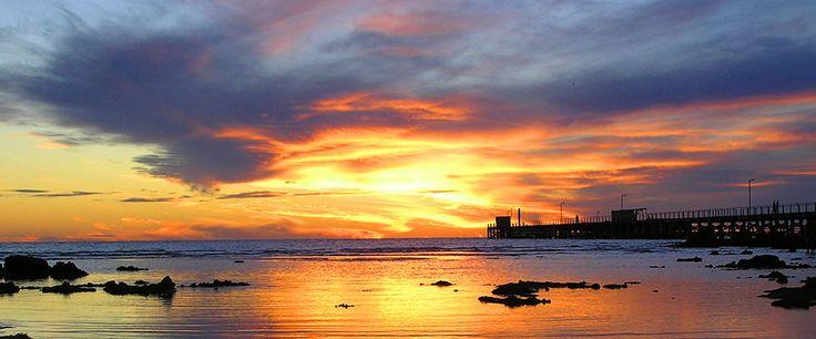 Cliff House Beachfront Villas - absolute seafront accommodation on Yorke Peninsula - Moonta Bay